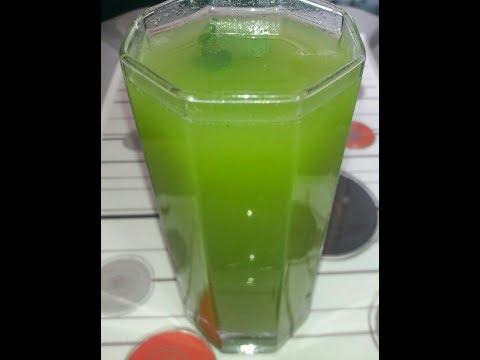 Refreshing & Healthy Mint & lemon juice/Mint Lemonade /Refreshing Summer drink