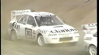 Rallycross SM Strängnäs 1996