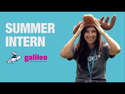 Galileo Camps: Summer Intern