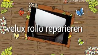 Download lagu Velux Rollo reparieren