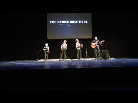 The Byrne Brothers  -  Stockton University Performing Arts Center