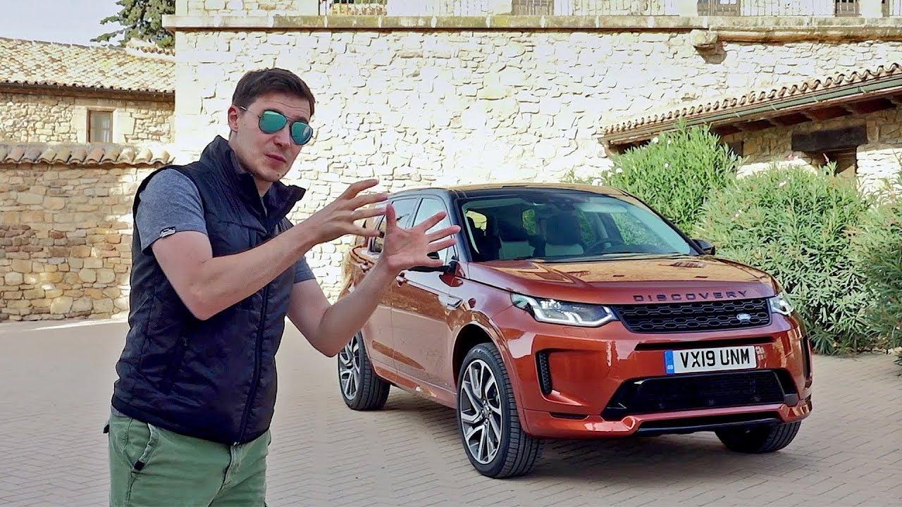 ВЗЯЛИ И ПОМЕНЯЛИ ПЛАТФОРМУ. НОВЫЙ ДИСКАВЕРИ СПОРТ. Тест-драйв и обзор Land Rover Discovery Sport