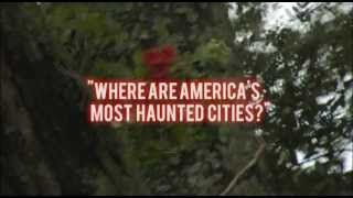 America's Most Haunted City -- Savannah, Georgia -- Official Theatrical Trailer