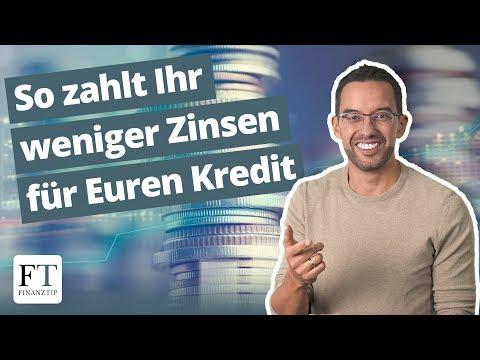 Kredit Umschulden Und Zinsen Senken: So Geht's!