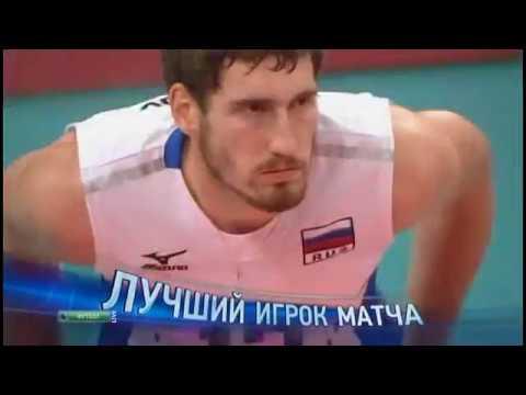 Волейбол. ОИ 2012. Россия — Болгария. Полуфинал.