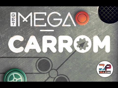 GetMega Carrom Gaming | Full On Entertainment, Earn Big Rewards, Have Unlimited Fun