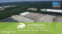 Southeastern Food Campus   ±140,160 SF Cold Storage Warehouse Available