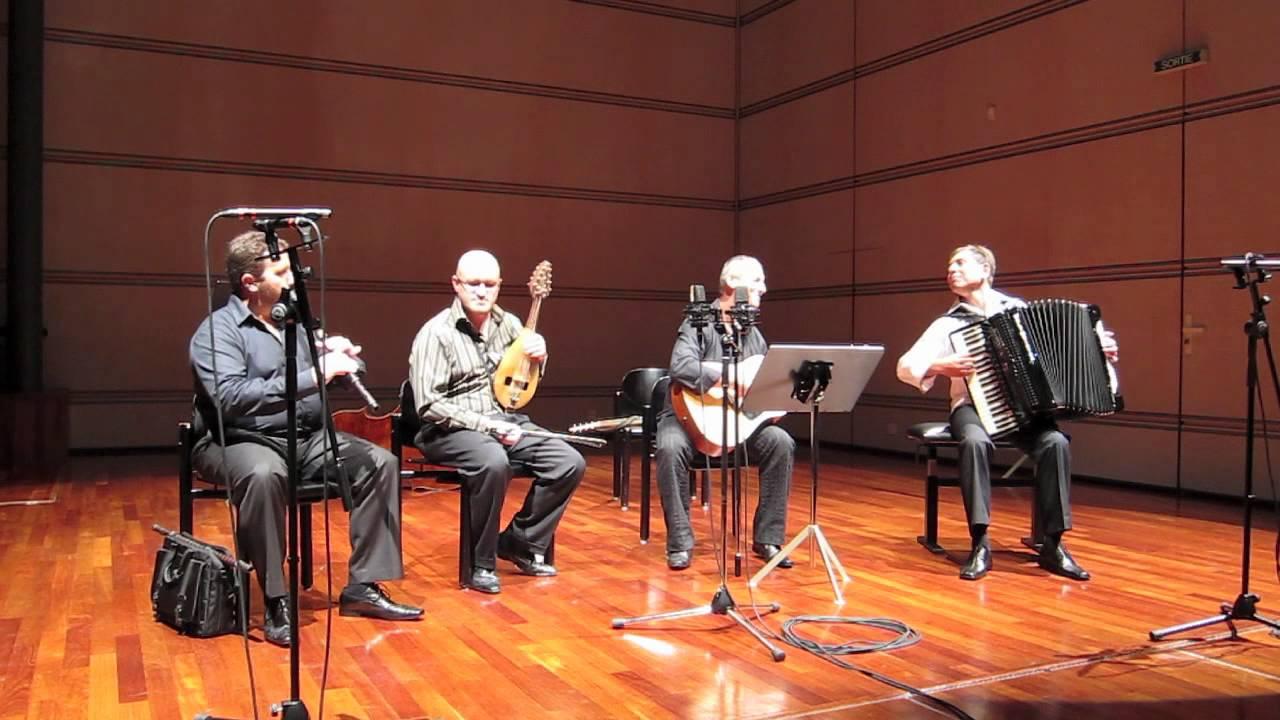 Petar Ralchev Quartet - 02.Лазарски танц - YouTube