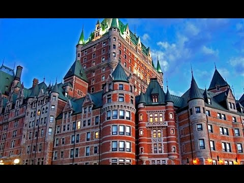 Top 10  Beautiful Castles In Canada