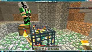 Kopie videa Minecraft 1 čast z hamachi z kamošem CZ