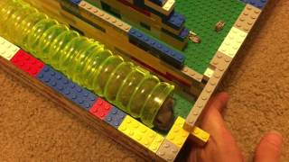 Hamster Lego Course