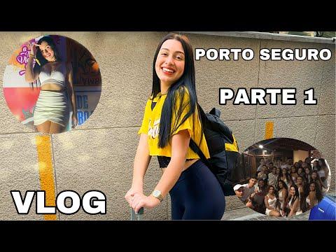 VLOG PORTO SEGURO - FORMA TURISMO #PARTE1