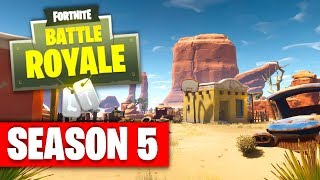 Fortnite LEAKED Staffel 5 Informationen & Standorte?? (Fortnite: Battle Royale)
