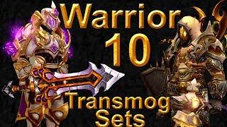 Warrior Transmog Top 10 Most Badass Sets in World of Warcraft Legion