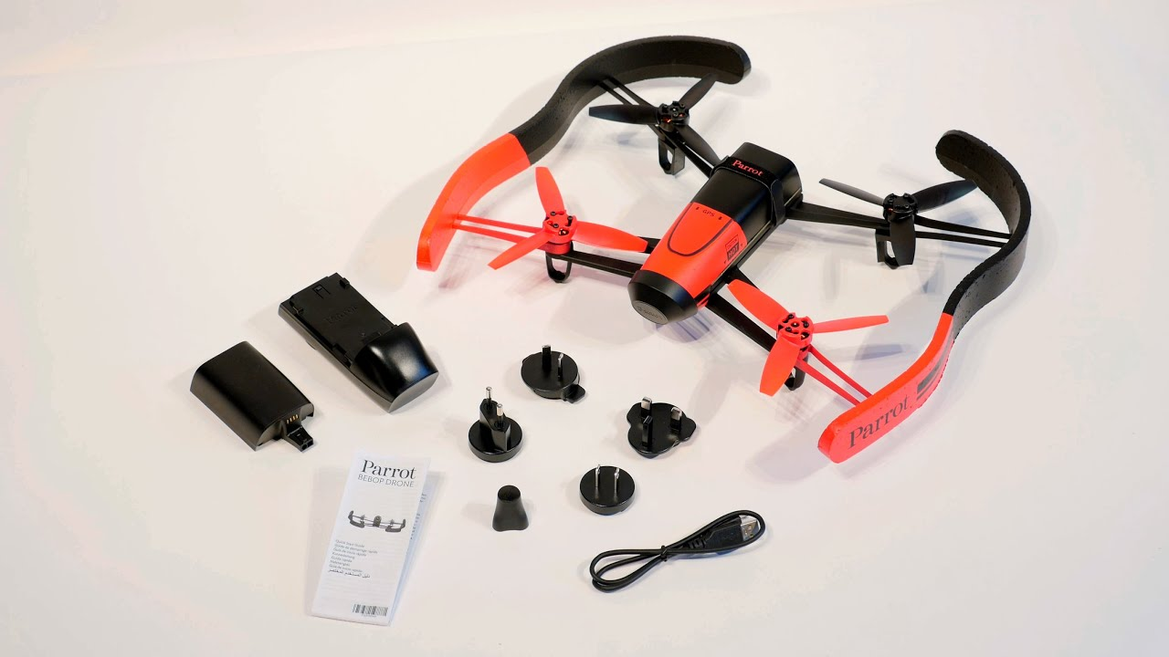 Setting up Bebop Drone | All about iPod/iPad/iPhone