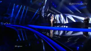 Margaret Berger - I Feed You My Love (Norway) - LIVE - 2013 Grand Final