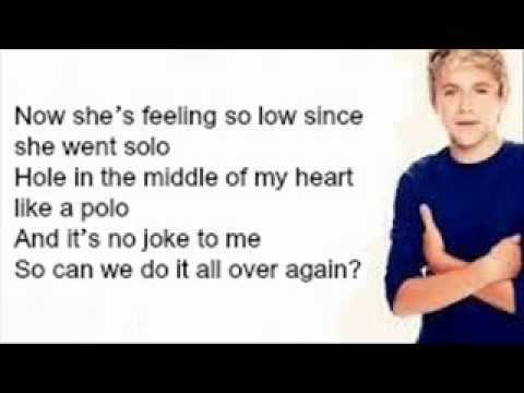 One Direction - Over Again (Lyrics + Pictures) - YouTubeOne Direction Over Again Lyrics