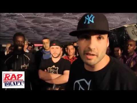 Draft Rap Contenders - 1 à 4 - Best of