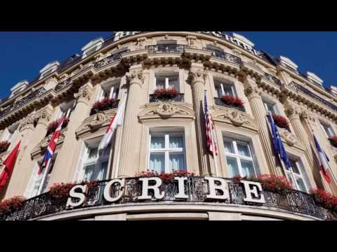 Hotel Scribe Paris Opera by Sofitel, 5 star hotels in paris, paris hotels