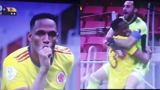 COLOMBIA VS URUGUAY | PENALES (4-2) COMPLETOS HD