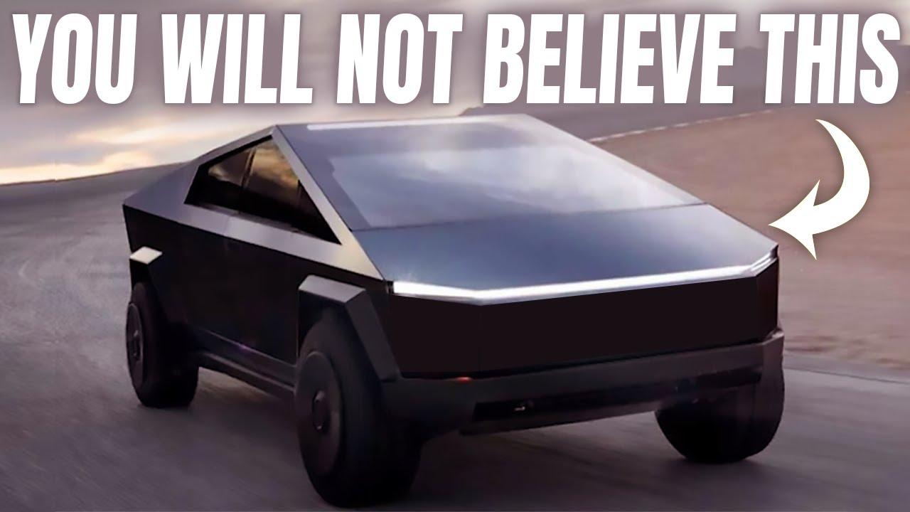 BREAKING NEWS!!! Tesla Cybertruck Starts Production in June 2021! [Tesla News]