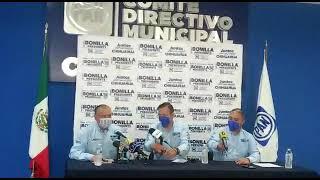 Mayor seguridad, beneficios y salud para policías y bomberos: Bonilla
