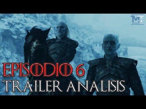 "Avance Game of Thrones Temp. 7 Episodio 6 ""???"" - Análisis rápido"