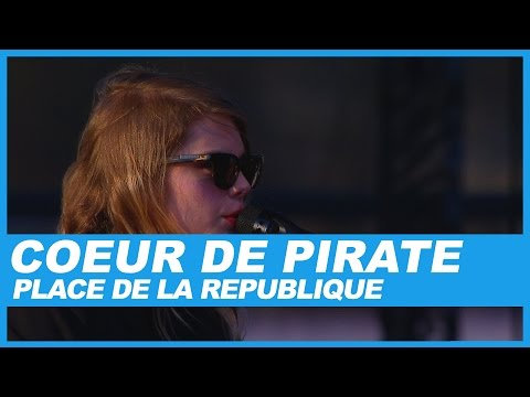 Coeur de Pirate | Place De La Republique