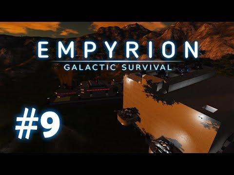 UÇAN KALE SAVAŞA GİRİYOR - Empyrion #9 [Türkçe]