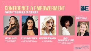 BE Conference  Confidence \u0026 Empowerment Owning Your Inner Superhero