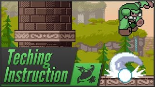 Rivals of Aether - Teching Instruction