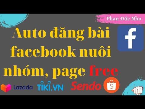 phần mềm đăng bài tự động lên facebook miễn phí
