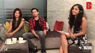 Beyond Originals | webseries | Black Coffee | Live at India Forums | Param Singh & Harshita Gaur