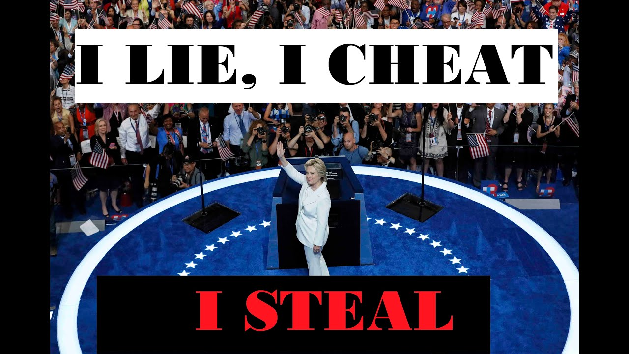 Image result for hillary clinton cheats