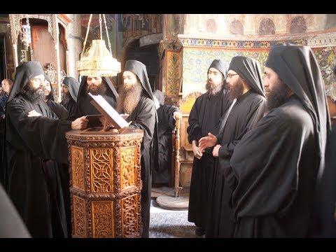 Χερουβικό - 3rd Tone - Θεοδώρου Φωκαέως - Vatopedi Monastery