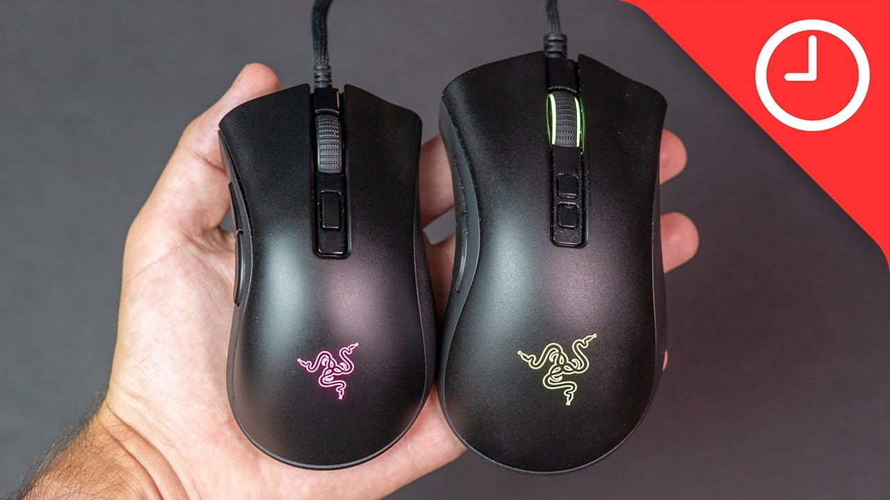 Razer Deathadder V2 Mini Review: Classic design in a smaller shell ...