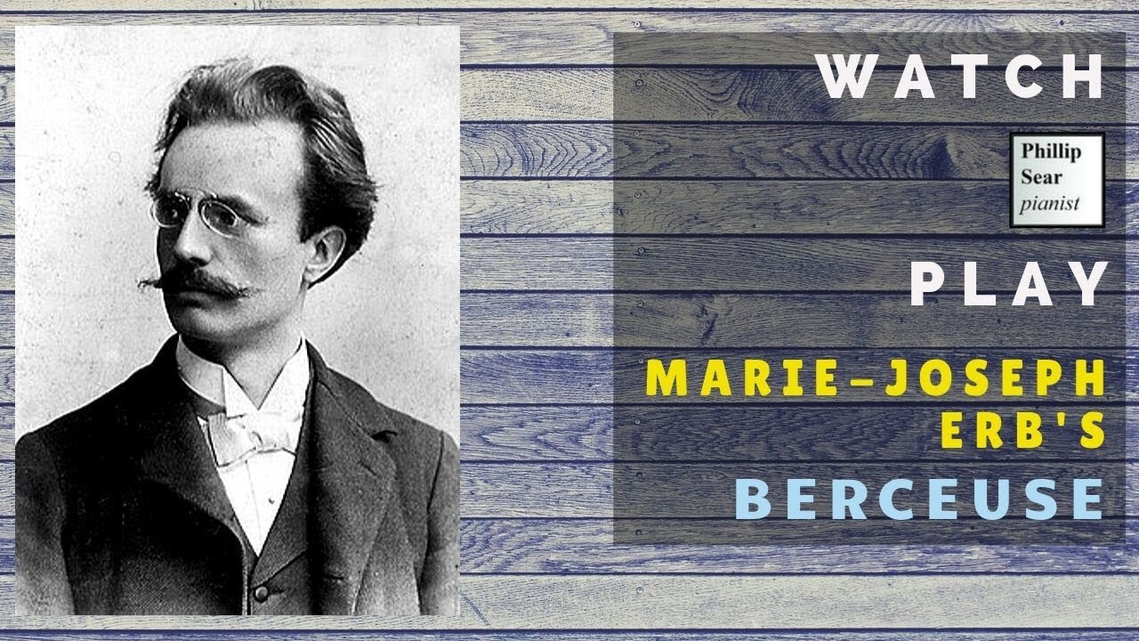 Marie-Joseph Erb: Berceuse