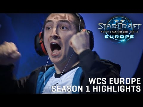 WCS Europe Highlights - Season 1 Premier League