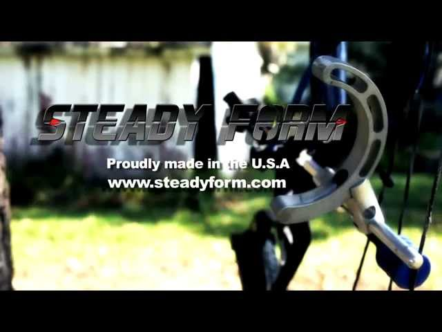 Steady Form Review at 2017 ATA - Sporter TV - All about Sport