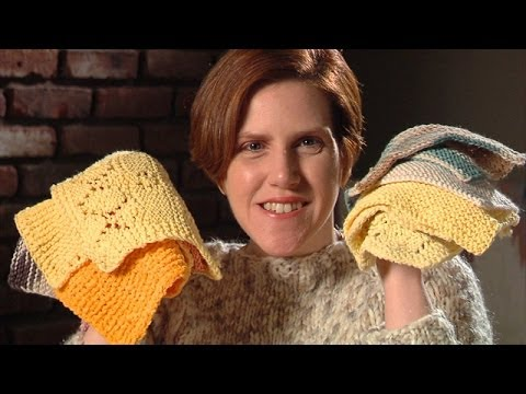 Which Yarn Is Best For Knitted Dishcloths A Face Off Lk2g 046