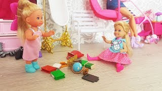 Rodzinka Barbie -Back to School Kaja idzie do pierwszej klasy! - bajki dla dzieci