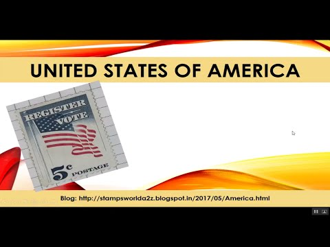 American Postage Stamps, Rare and Old Postage Stamps of U.S.A. - #StampsWorld