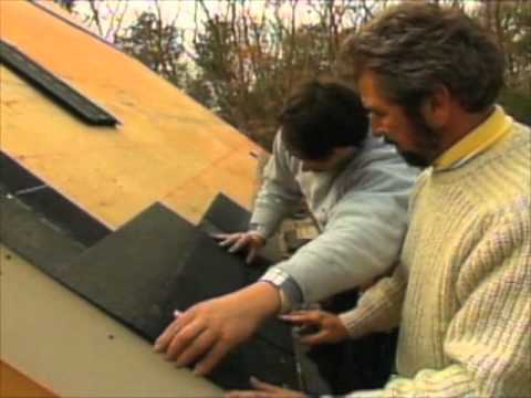 Applying Asphalt Roof Shingles Bob Vila Youtube