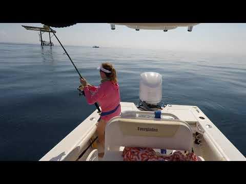 Labor Day Slick Calm Offshore