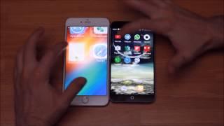 MEIZU MX4 VS IPHONE 6 PLUS