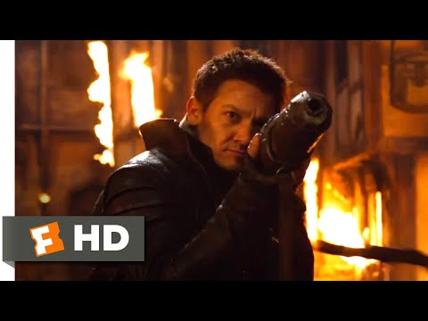 Hansel & Gretel: Witch Hunters (2013) - A Splash of Color Scene (5/10) | Movieclips