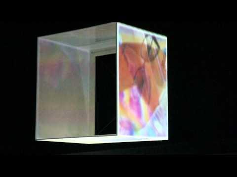 United Arab Emirates UAE Pavilion 2nd presentation, Shanghai Expo 2010