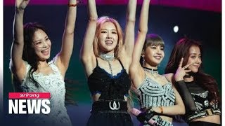 Blackpink makes first edition of 'time ...