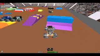 roblox - walker2's monster jam 2