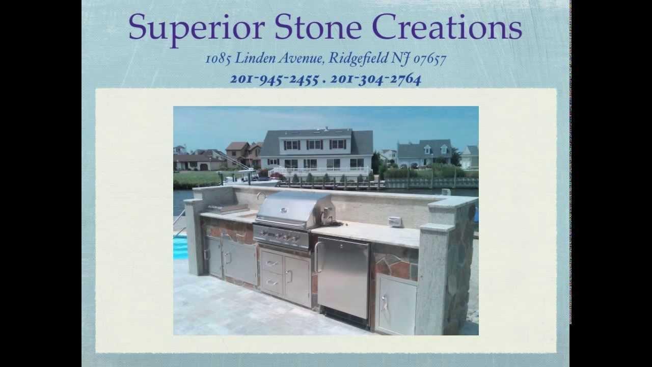 Superior Stone Creations Ridgefield, NJ 07657 201-945-2455 - YouTube